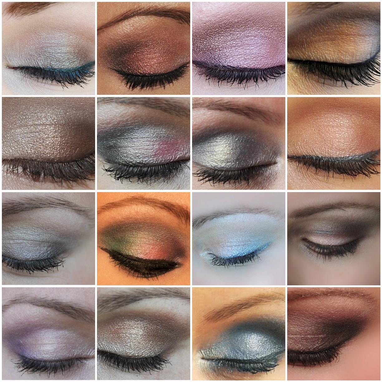Augen eyes AMU Makeup