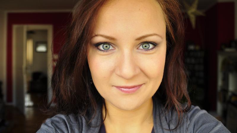 fotd augen makeup