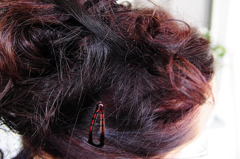 Haarfarbe schwarz rossmann